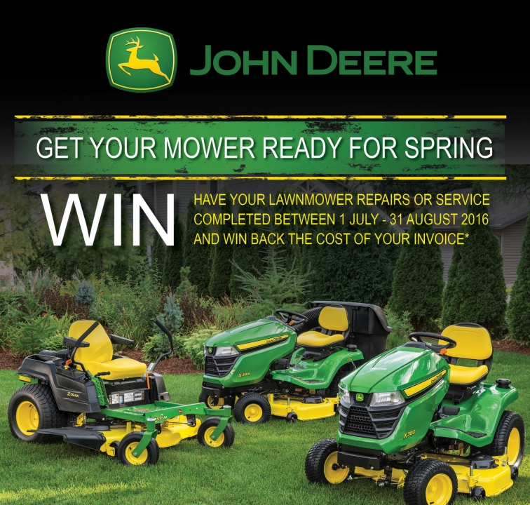 Mower Promo Facebook