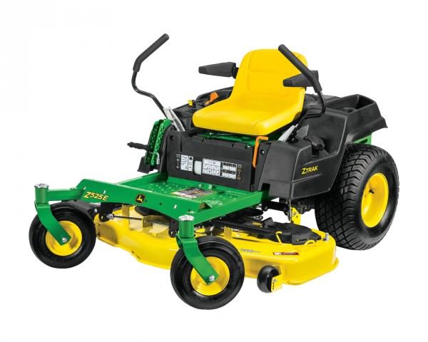 John Deere Z525E ZTrak Zero-Turn Lawnmower