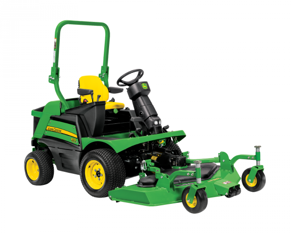 John Deere 1570 TerrainCut Commercial Lawnmower