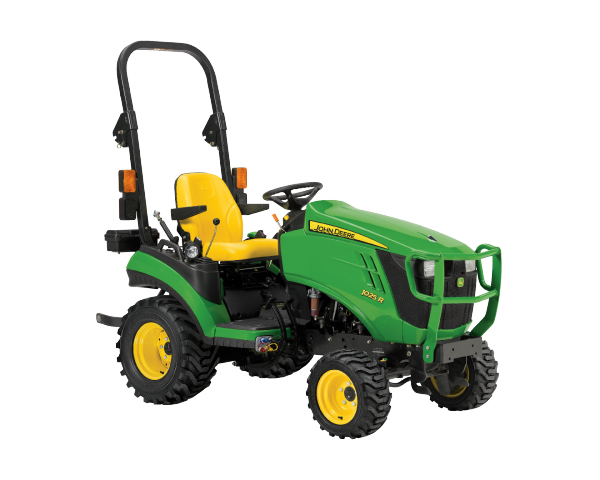 John Deere 1025R Compact Utility Tractor