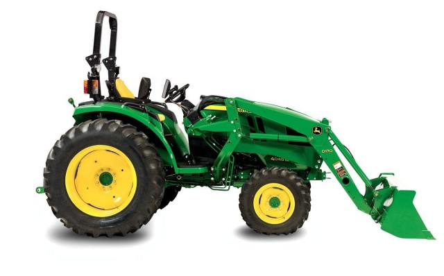 John Deere 4049R Compact Utility Tractor