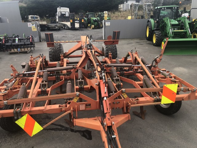 Razol (RZ) Heavy Duty 4.5m Folding cultivator