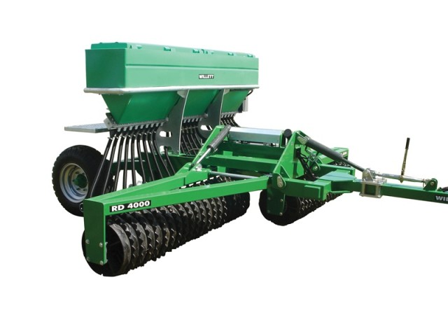 Willet RD4000 Roller Drill