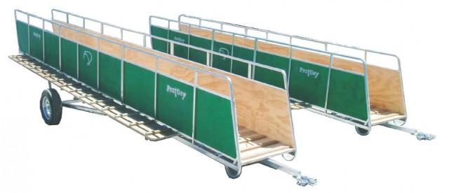 Mobile Sheep Loading Ramp