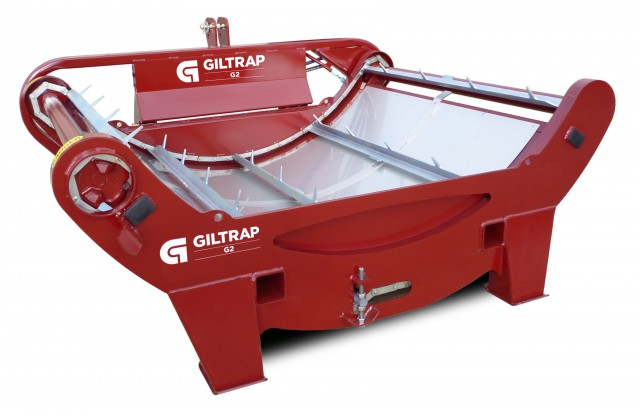 Giltrap 3 Point Linkage Bale Feeder