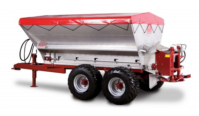 Giltrap Fertiliser Spreaders - 6 Tonne